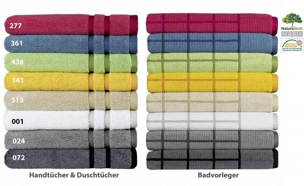 handtuch badvorleger double