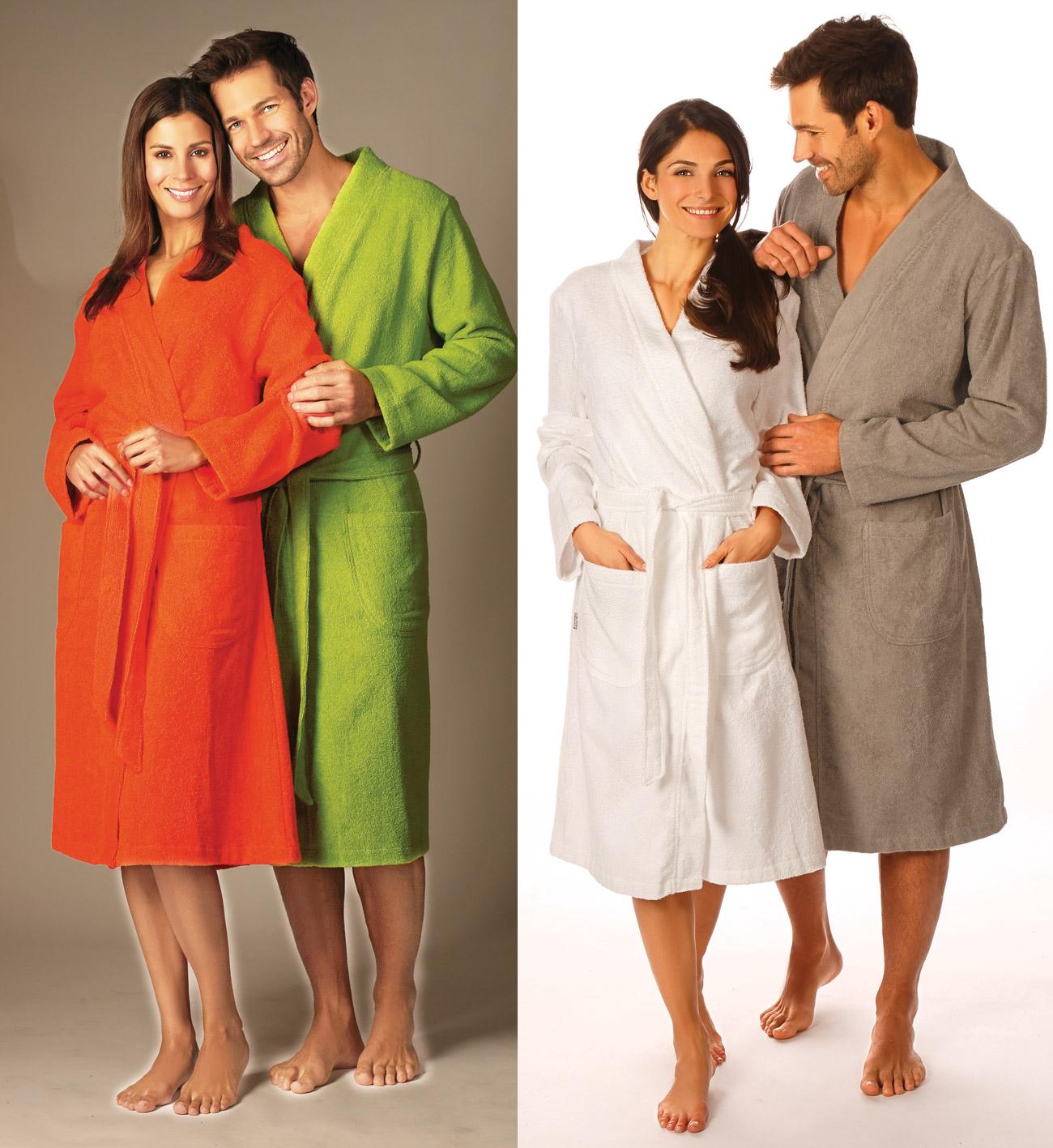 leichte damen und herrenbademantel sunny damen bademantel badem ntel. Black Bedroom Furniture Sets. Home Design Ideas