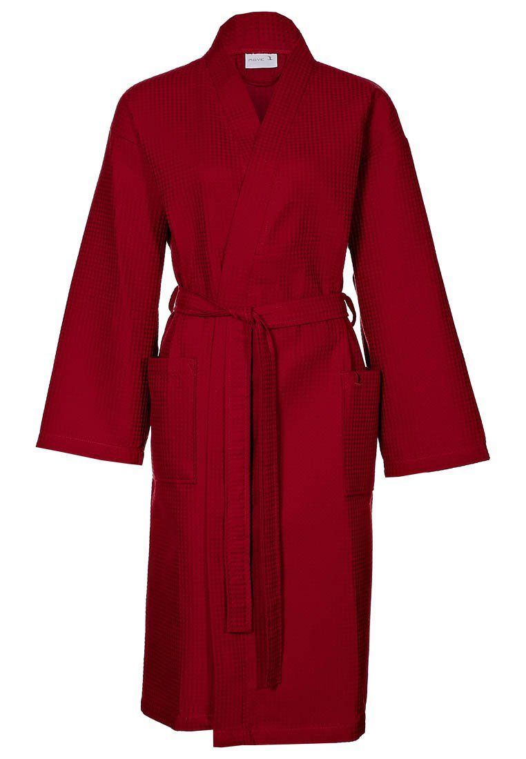 kimono bademantel f r sie und ihn in bordeaux m ve. Black Bedroom Furniture Sets. Home Design Ideas