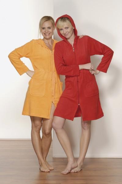 Damen-Hauskleid-Badejacke mit Zip,Otto-Werner