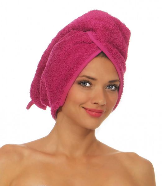 Turban Vivid Pink