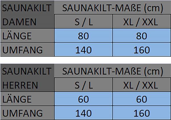 Saunakilt Maase