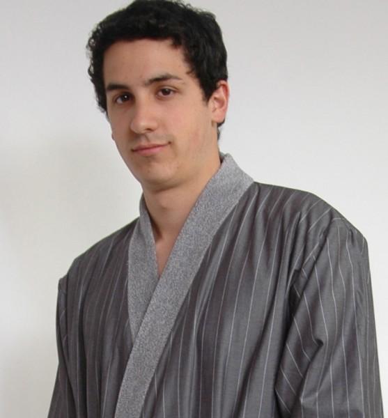 herren kimono morgenmantel von bugatti bademantel morgenmantel badem ntel online kaufen. Black Bedroom Furniture Sets. Home Design Ideas